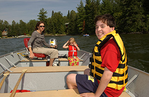 Pine River Recreation includes nearby Lake Simcoe
