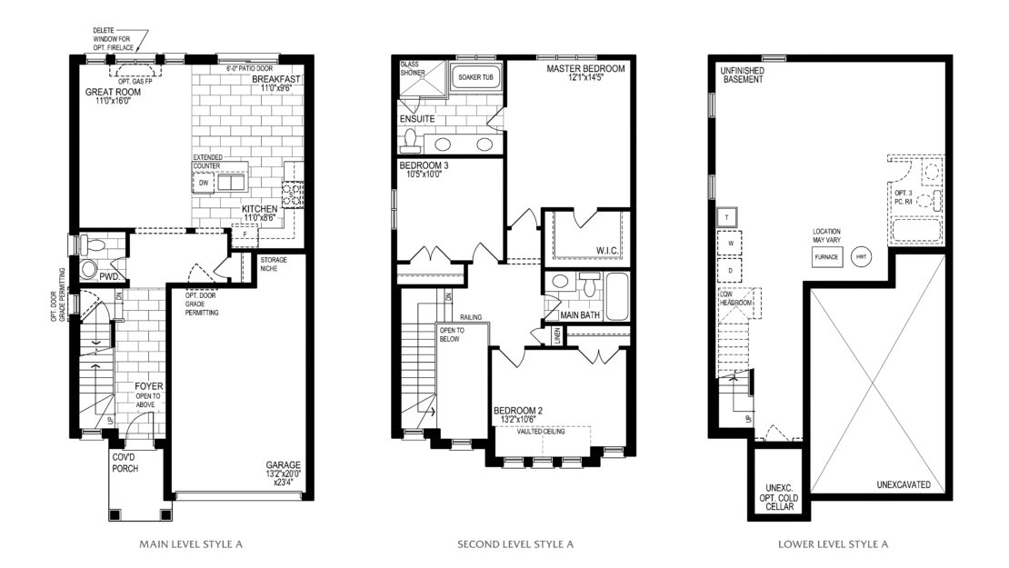 The Juneberry  -  Floor Plan