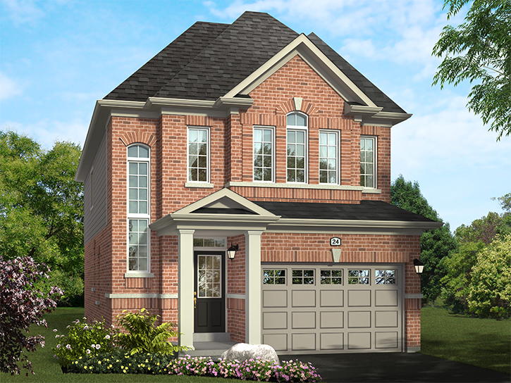 The Juneberry - Style A / 1550 sq.ft.