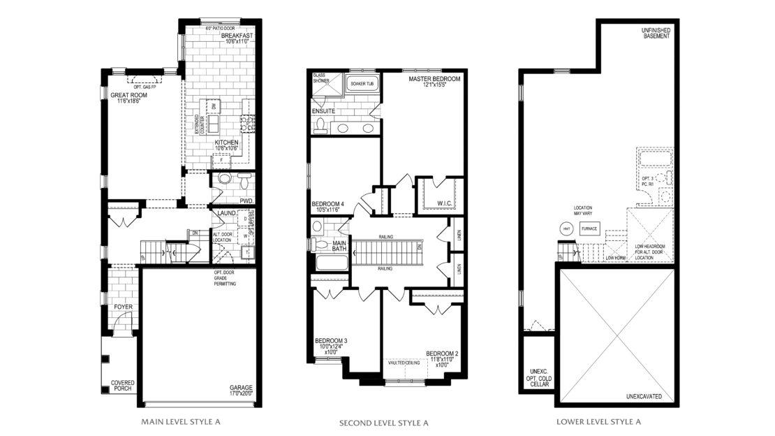 The Cedar - Floor Plan