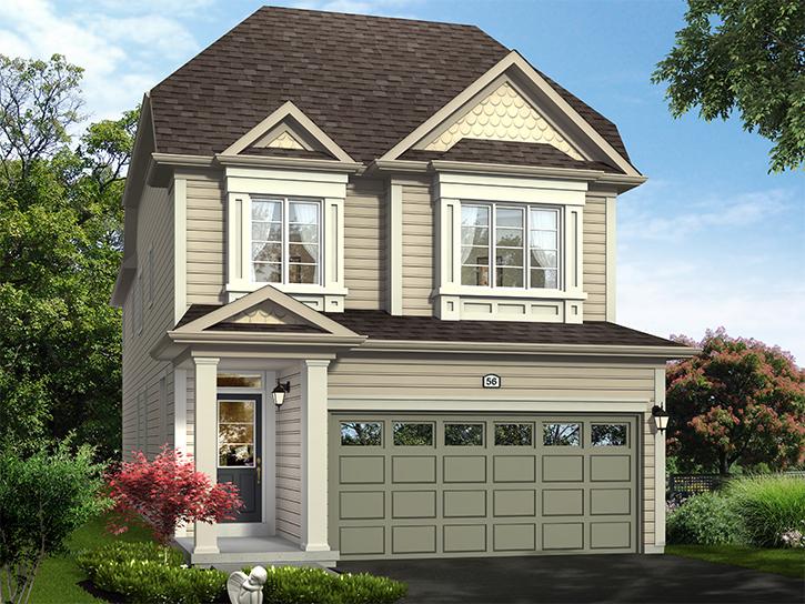 The Mahogany - Style B / 2280 sq.ft.
