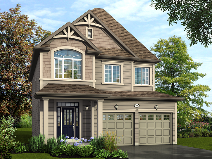 The Cypress - Style C / 2215 sq.ft.
